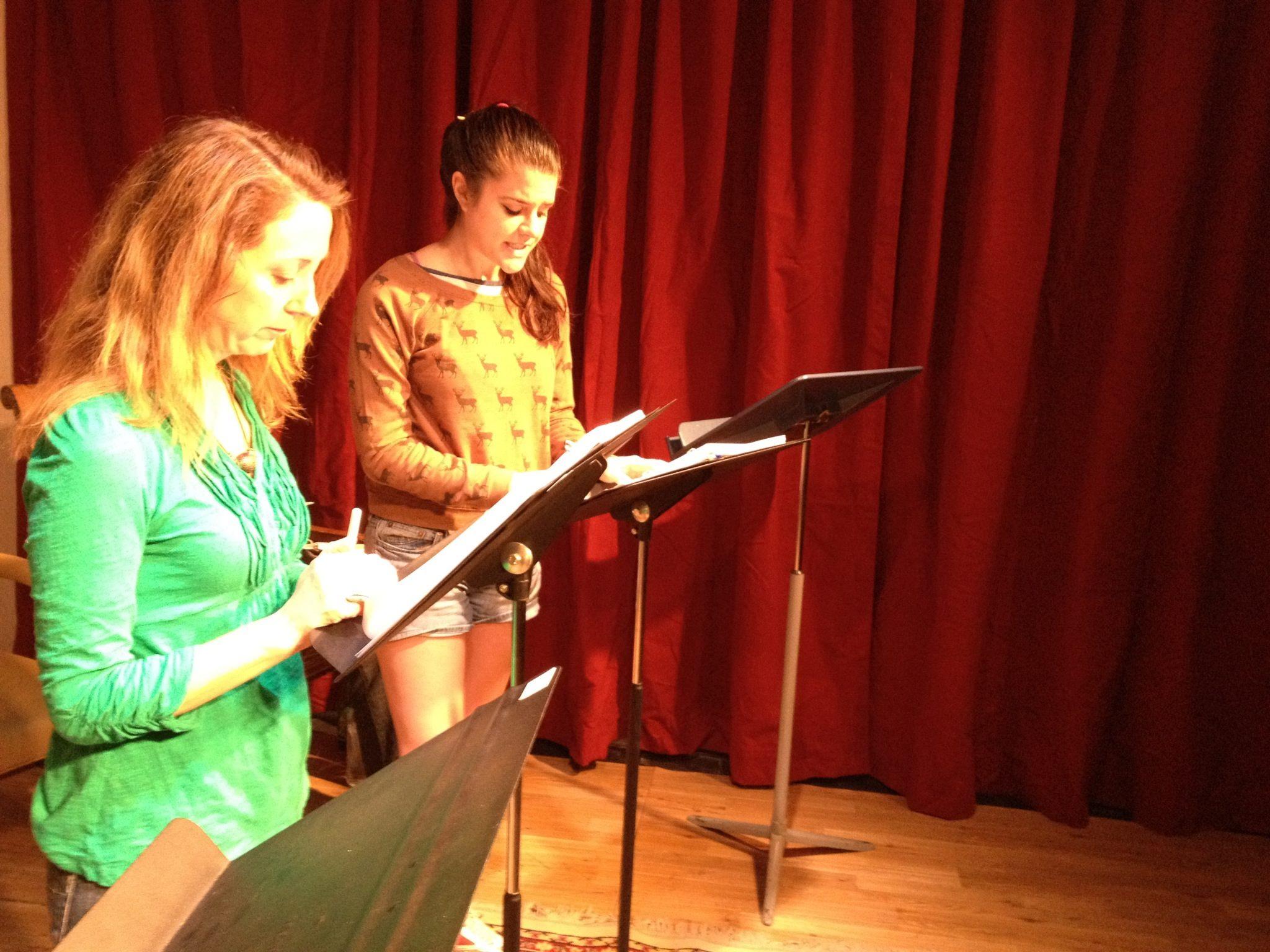 Production Co. reading-January 2014