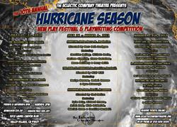 Hurricane Season 2013 @ ECT