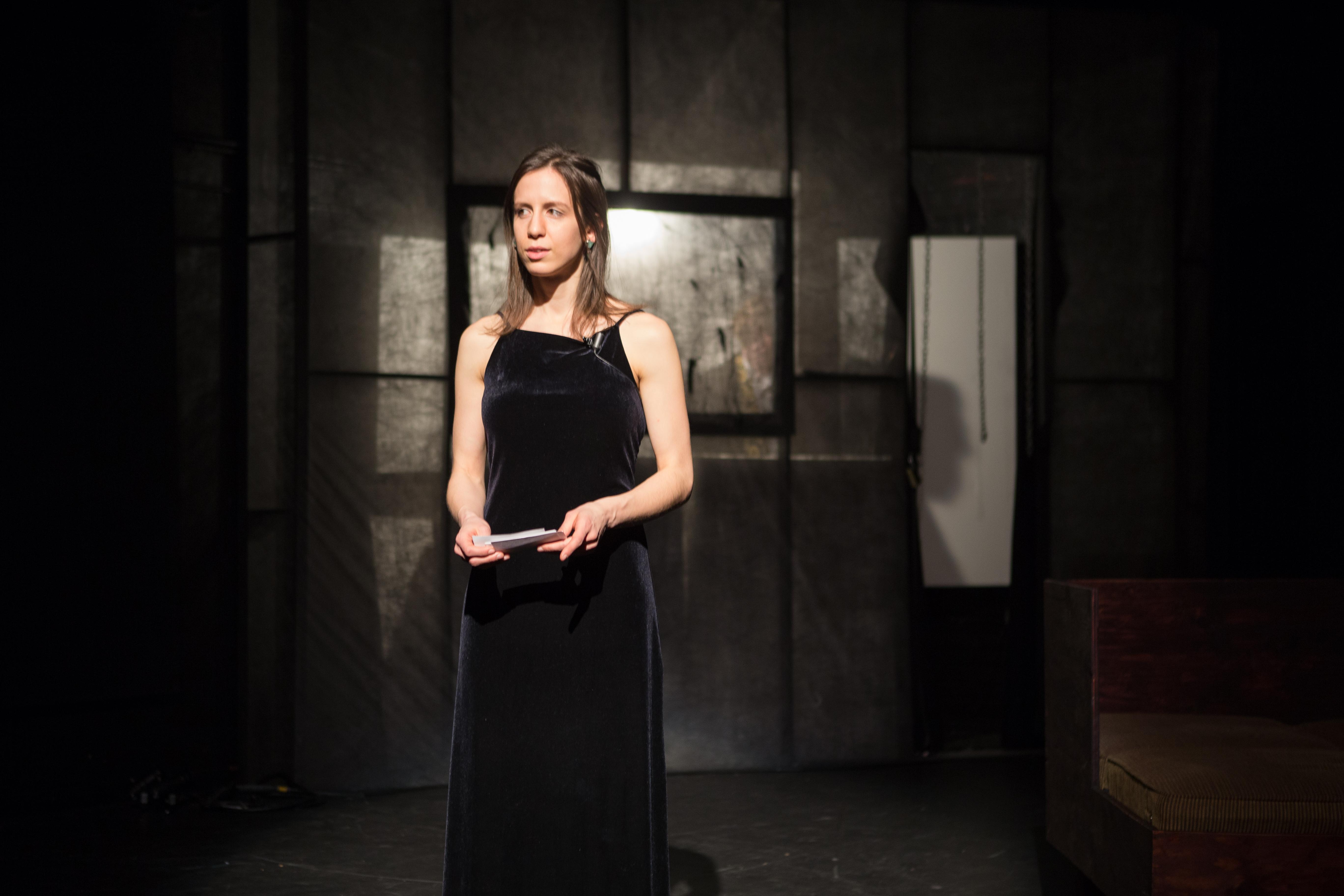 Alicia Crowley as Robbie