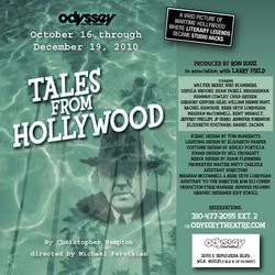 """""""Tales from Hollywood,"""" 2010"""