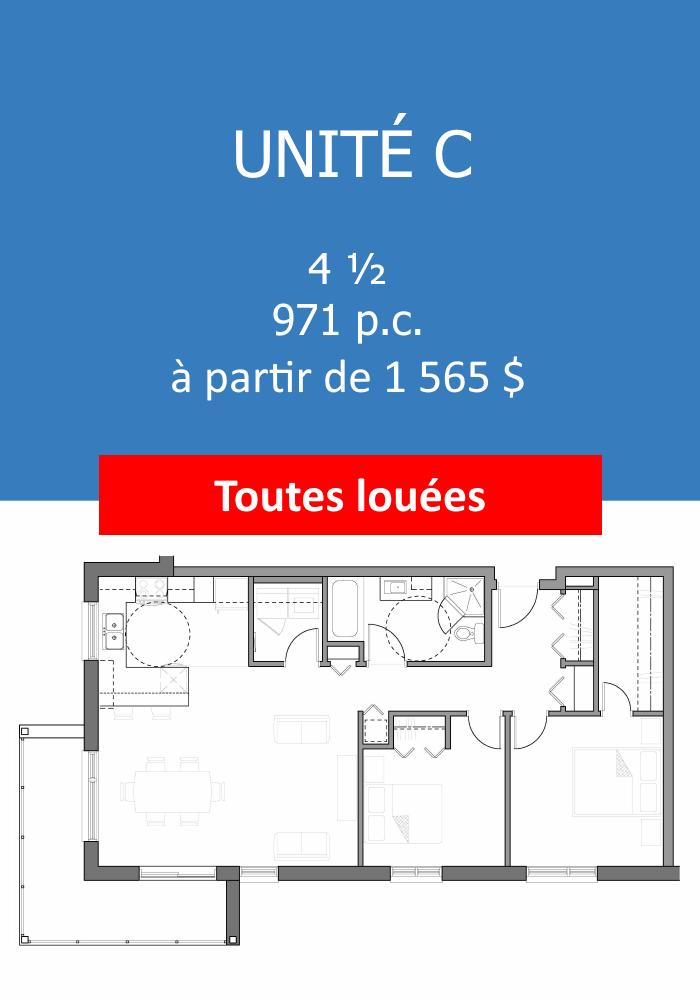 Le_Johannesbourg_-_Plan_unité_C_-_Loué