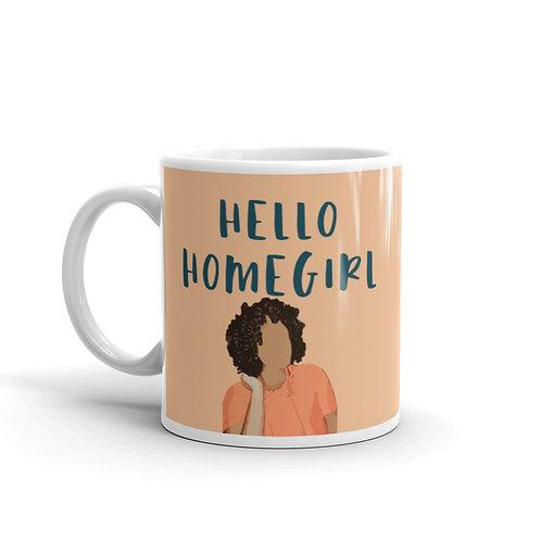Hello Homegirl Mug