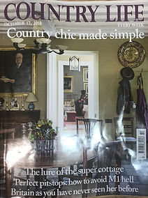 Country Life Magazine, BeakerButton