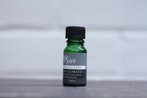 Scents of clarity