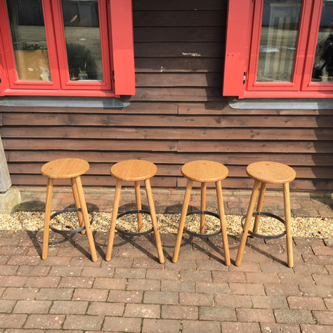 Stable Bar Stools