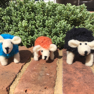 Needle Felting Classes