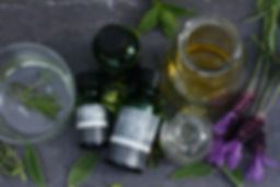 Bespoke aromatherapy products