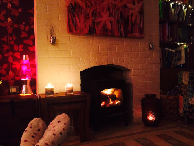 We all need a bit of Hygge.....