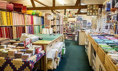 New Threads Quilt Shop, The Fairground