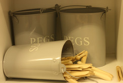 Traditional Wooden Pegs