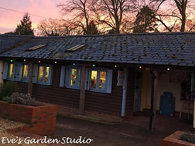 Eve's Garden Studio, The Fairground, Weyhill