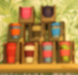 Love + Joy Home, Bamboo cups