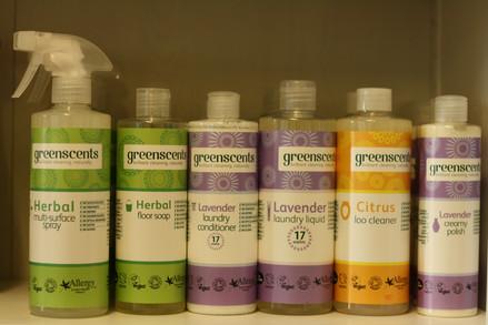 Greenscents