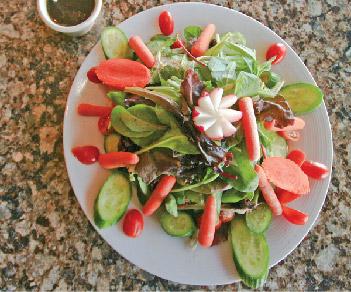 Himalayan salad