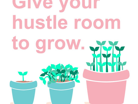 Growing Your Side Hustle into a Full-Time Job
