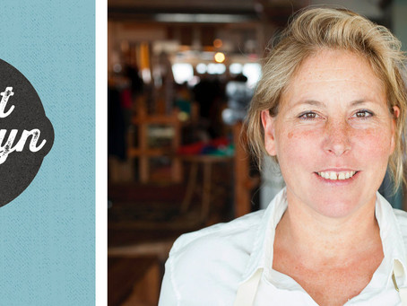 Passion and Compassion, a Recipe for Success - Marilyn Schlossbach, Executive Chef & Restaurateu