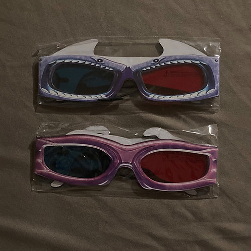 Sharkboy & Lavagirl 3D Glasses