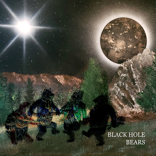 Black Hole Bears CD