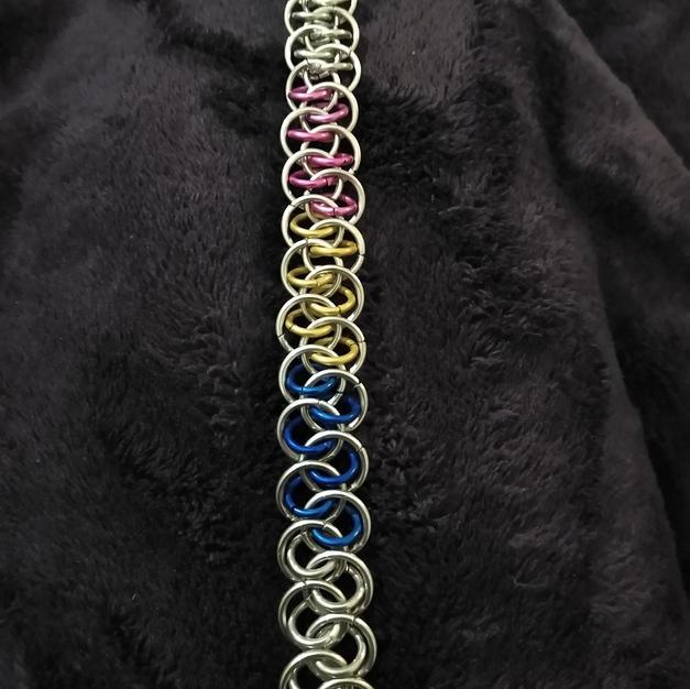 Pansexual Shenanigan Bracelet