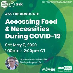Accessing Food and Other Basic Needs During COVID-19