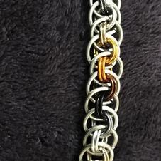 Bear Viper Basket Bracelet