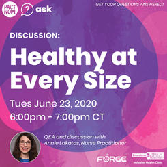 Healthy at Every Size: A body-positive approach to healthcare