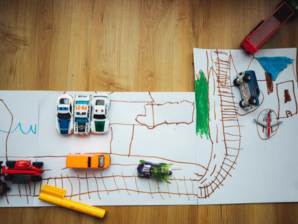 Developing creativity in your child