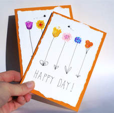 Happy Day! Greeting Card