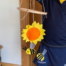 Isabelle's Bee mobile