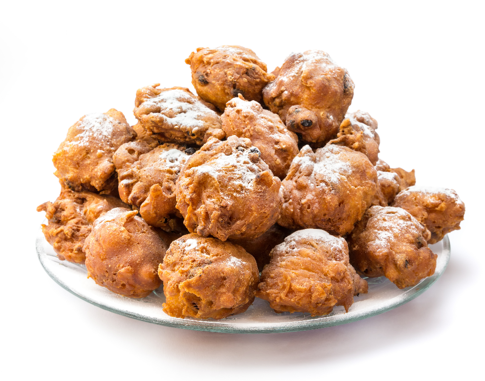 Dutch Oliebollen