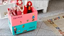 Organizadores de brinquedos