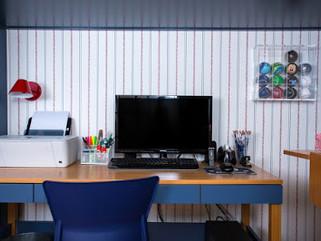 Sugestões para montar o quarto ou espaço de estudos