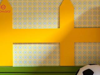 Papel de parede: como usá-lo na decoração infantil