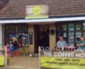 The Coffee House Ailsworth