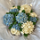 Thumbnail: Hydrangea Cupcake Bouquet