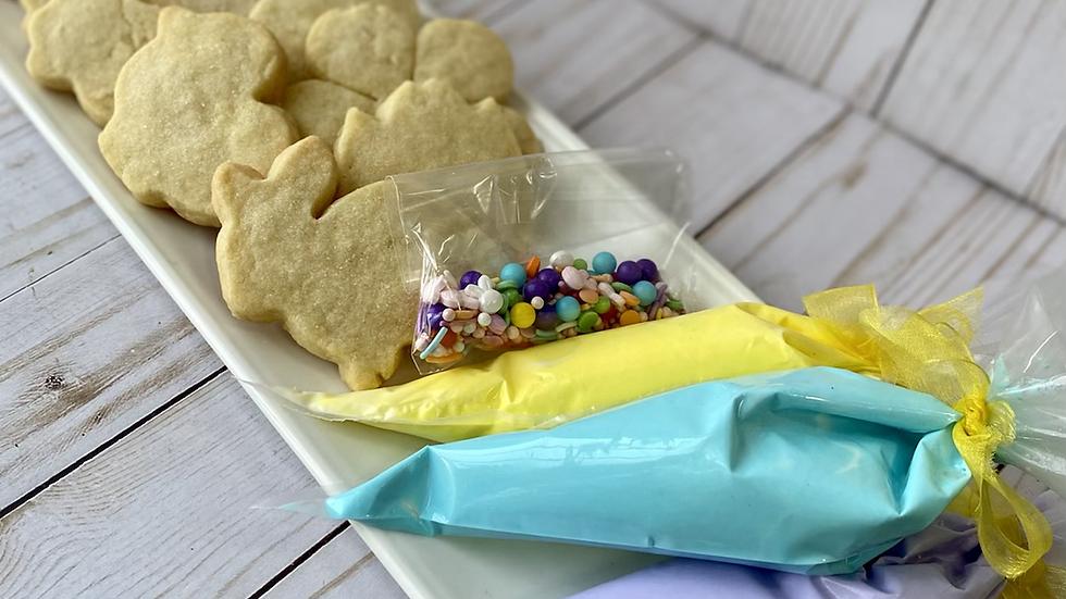 DIY Easter Cookies Kit