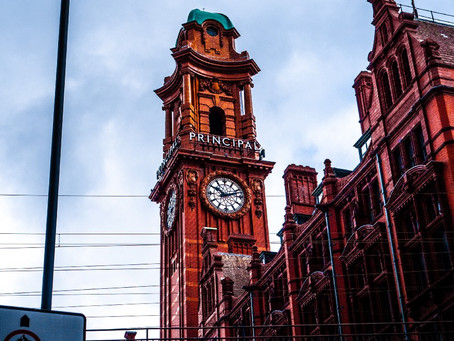 Building the Manchester startup ecosystem