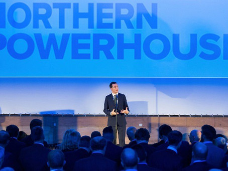 Northern Powerhouse: Developing The North Of England