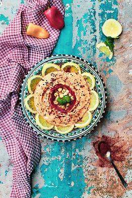 Hummus de pimiento rojo.JPG