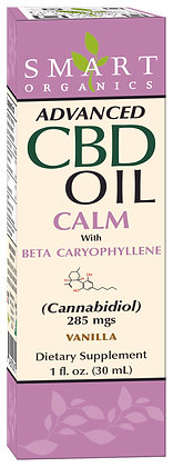 Advanced CBD Oil Calm with Beta Caryophyllene