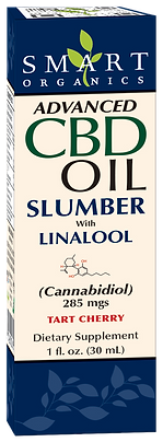 Advanced CBD Oil Slumber with Linalool