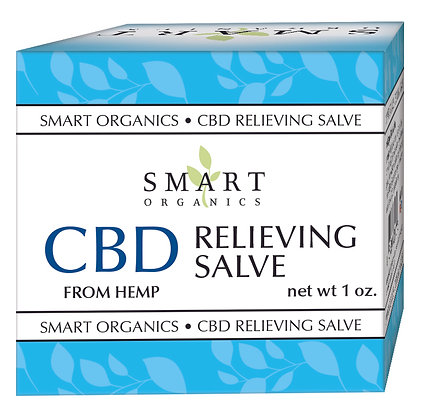 CBD Relieving Salve