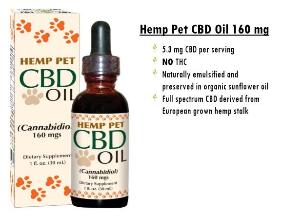 Hemp Pet CBD Oil