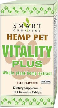 SmartOrganics_CBD PET Vitality Plus 3D B