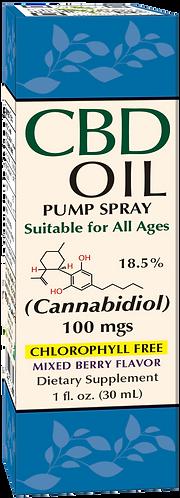 Smart Organics CBD Pump Spray