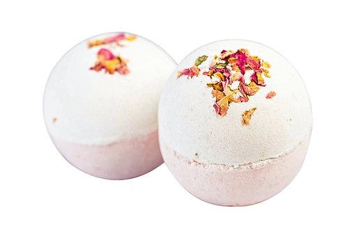 Rosey Geranium Bath Bombs - Box of 2