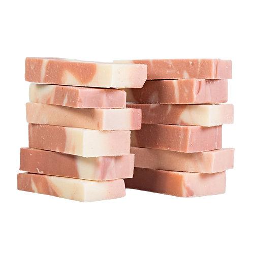 Rosey Geranium Soap - 12 Pack