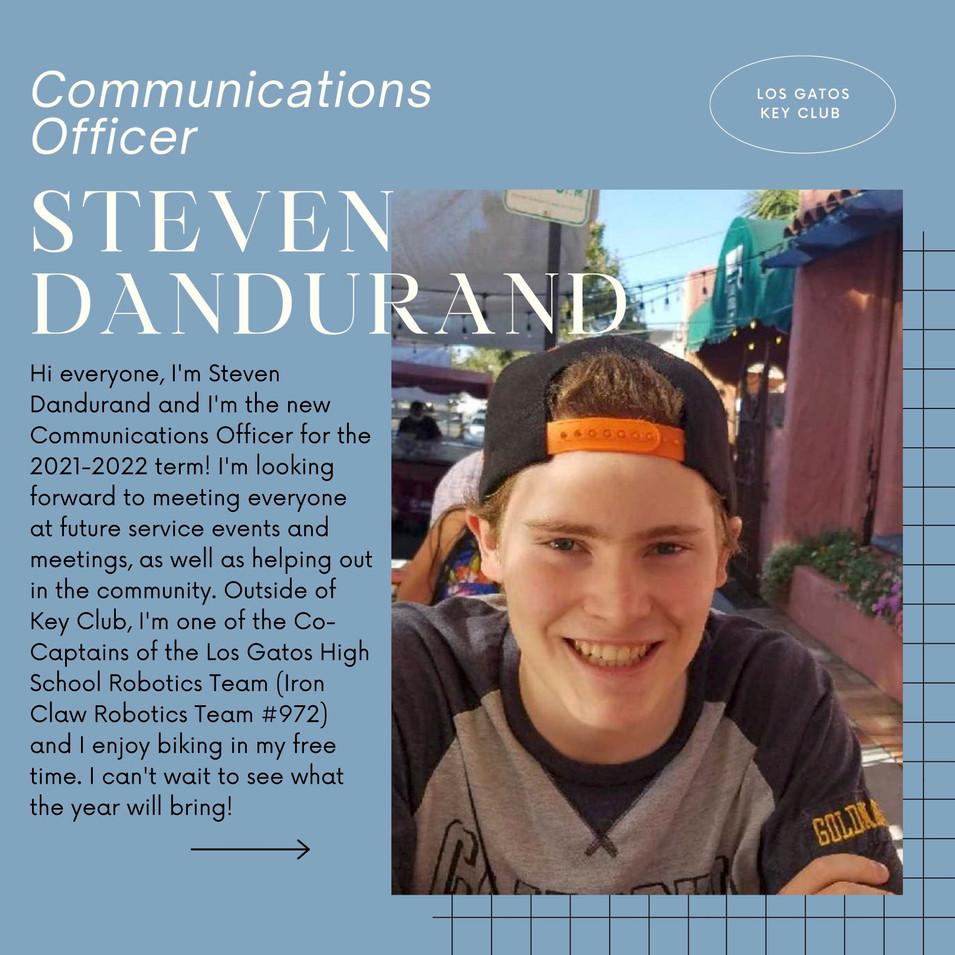 Steven Dandurand
