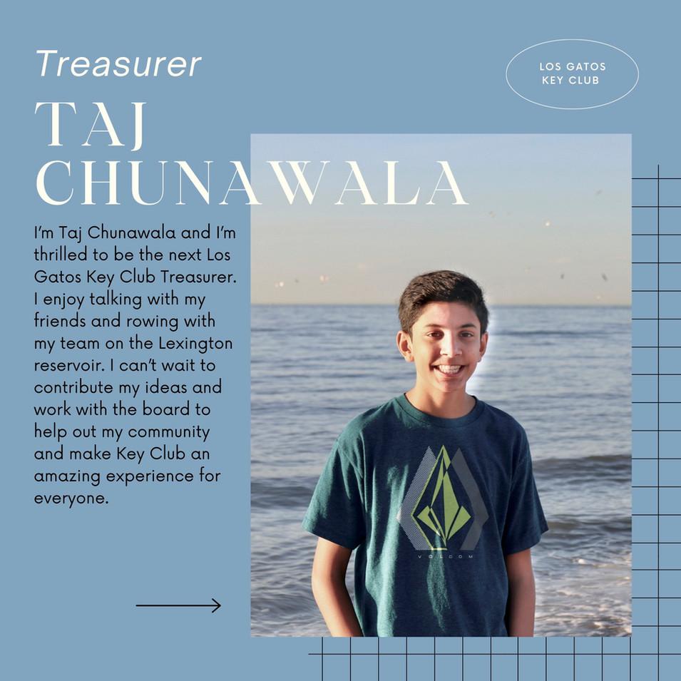 Taj Chunawala