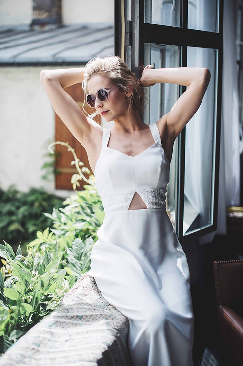 Violaine wedding dress